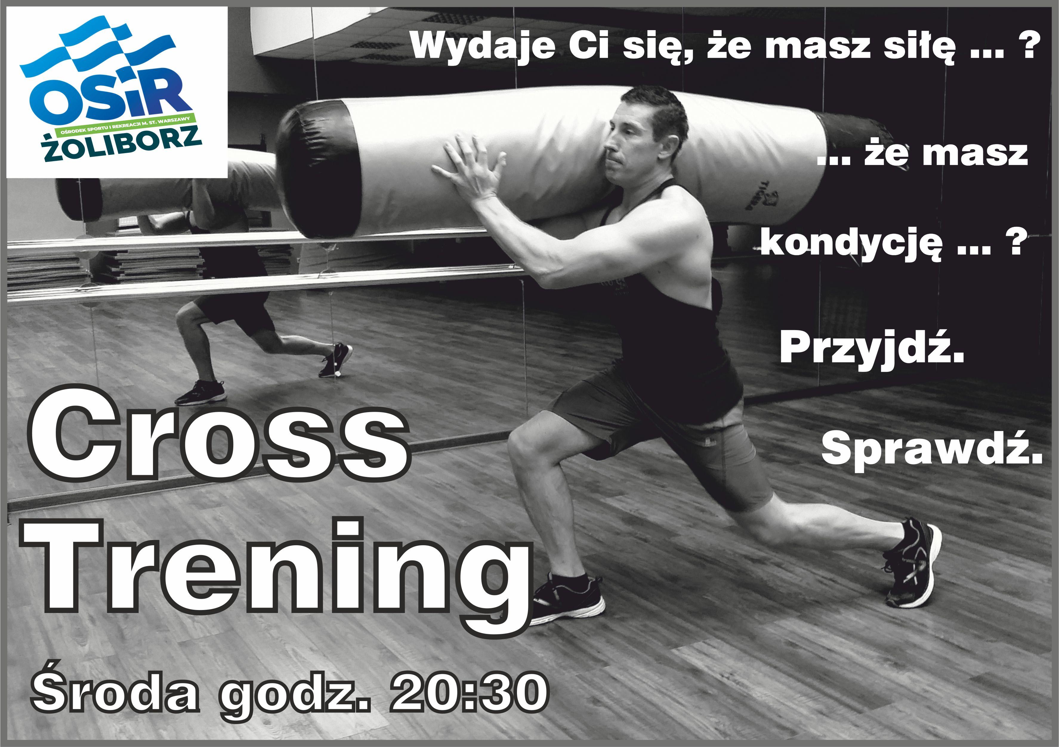 Cross Trening - środa. godz.20:30